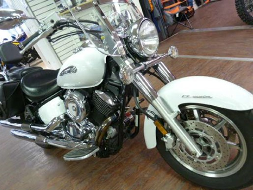 2008 Yamaha V-Star 1100 Classic Photo 5 of 5