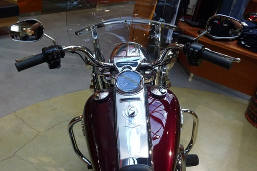 2014 Harley-Davidson FLHR Road King Demo Photo 3 of 3