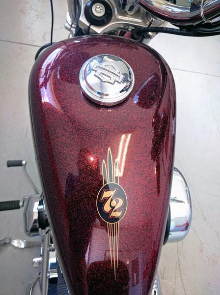 2013 Harley-Davidson XL1200V - Sportster® Seventy-Two™ Photo 3 of 6
