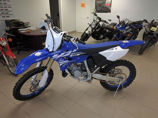 2018 Yamaha YZ125 Photo 1 of 6