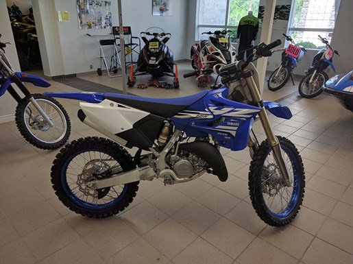 2018 Yamaha YZ125 Photo 4 of 6