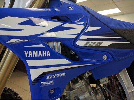 2018 Yamaha YZ125 Photo 2 of 6