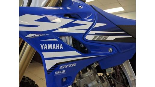 2018 Yamaha YZ125 Photo 2 of 6