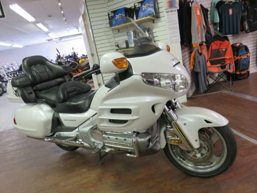 2008 Honda GL1800AD Gold Wing Photo 1 of 14