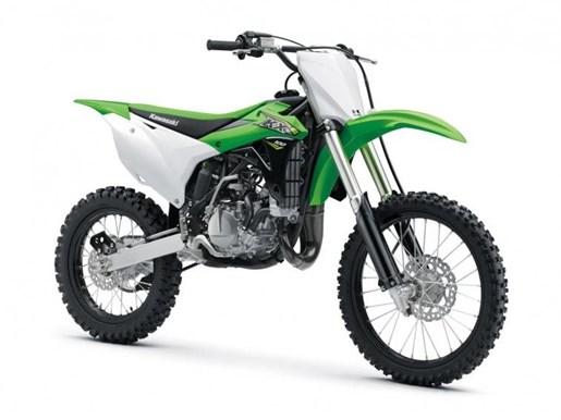 2018 Kawasaki KX100 Photo 1 of 1