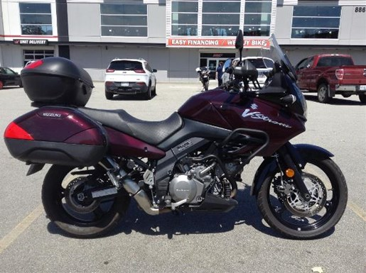 suzuki v strom 1000 2010 used motorcycle for sale in langley serving greater vancouver. Black Bedroom Furniture Sets. Home Design Ideas