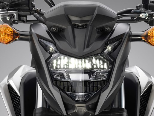 2017 Honda CB500F Photo 2 of 3