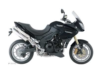 2008 Triumph Tiger ABS Photo 5 of 5