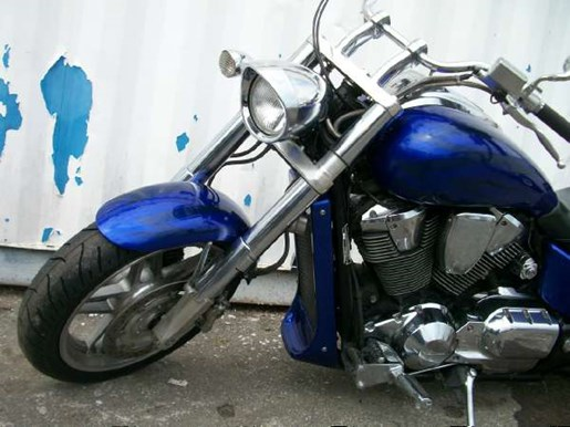 2006 Honda VTX1800C Performance Cruiser (VTX1800C) Photo 4 of 7
