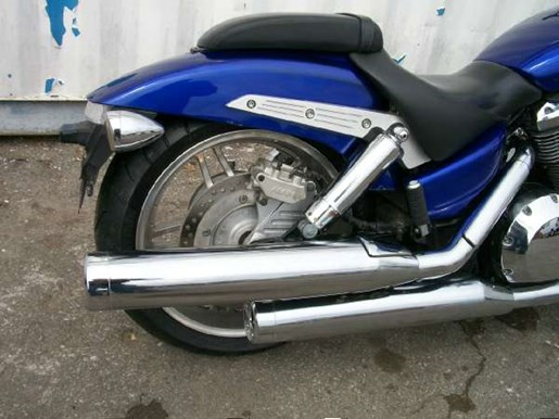 2006 Honda VTX1800C Performance Cruiser (VTX1800C) Photo 6 of 7