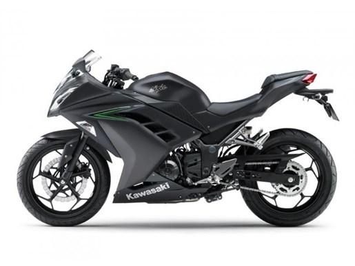 2016 Kawasaki Ninja 300 Photo 2 of 2