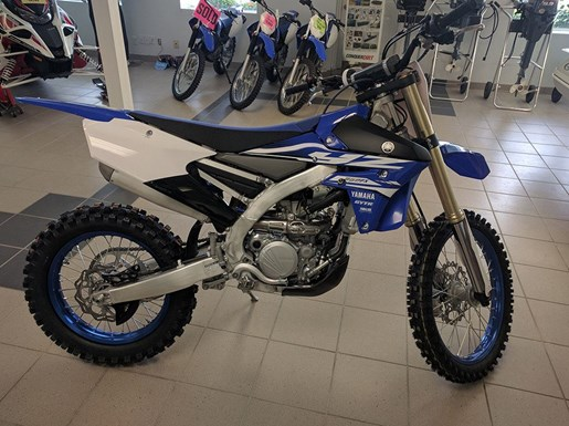 2018 Yamaha YZ250FX Photo 1 of 5