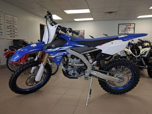 2018 Yamaha YZ250FX Photo 2 of 5