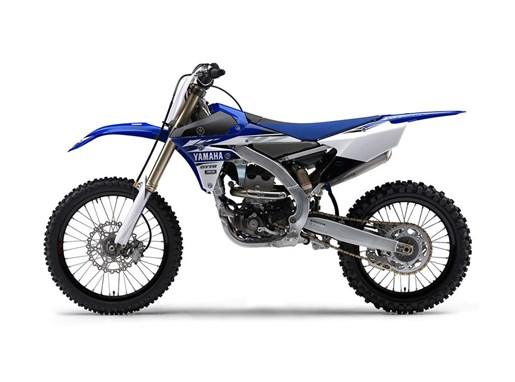 2018 Yamaha YZ250FX Photo 5 of 5