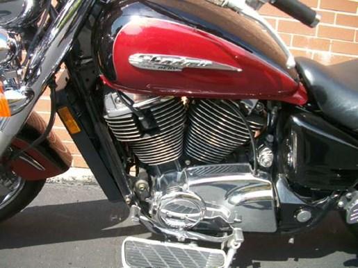 2001 Honda AERO 1100 Photo 17 of 29