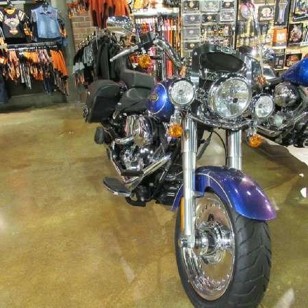 2009 Harley-Davidson Softail Fat Boy Photo 1 of 8
