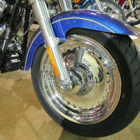 2009 Harley-Davidson Softail Fat Boy Photo 2 of 8