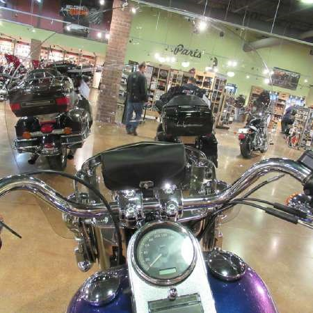 2009 Harley-Davidson Softail Fat Boy Photo 7 of 8