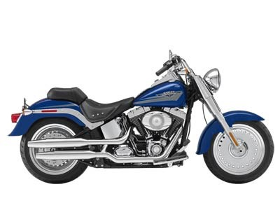 2009 Harley-Davidson Softail Fat Boy Photo 8 of 8