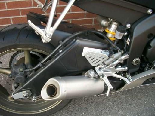 2008 Yamaha YZF-R6 Photo 5 of 23