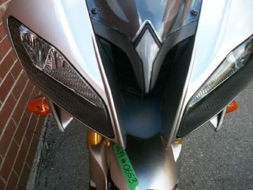 2008 Yamaha YZF-R6 Photo 10 of 23