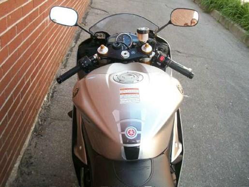 2008 Yamaha YZF-R6 Photo 12 of 23