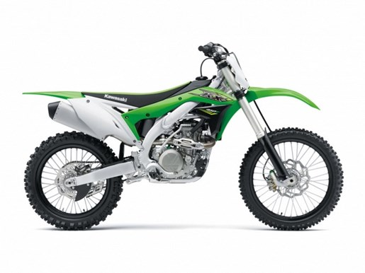 2018 Kawasaki KX™ 450F Photo 2 of 3