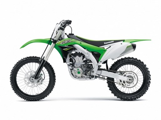 2018 Kawasaki KX™ 450F Photo 3 of 3