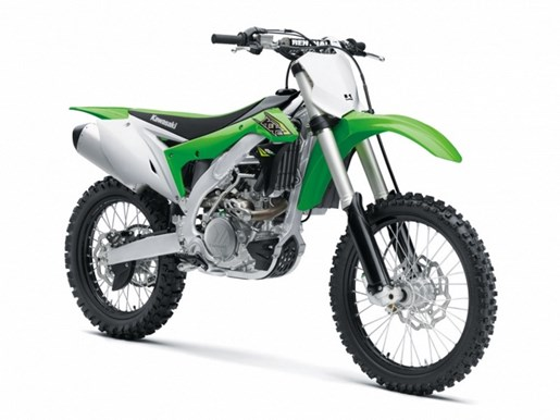 2018 Kawasaki KX™ 450F Photo 1 of 3