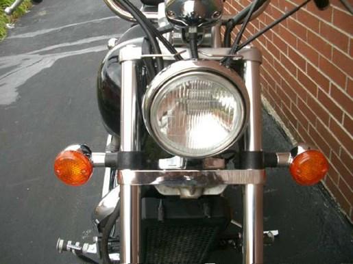 2007 Honda Shadow Spirit (VT1100C) Photo 8 of 25