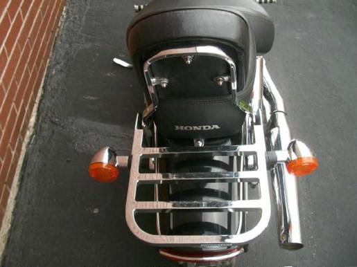 2007 Honda Shadow Spirit (VT1100C) Photo 11 of 25