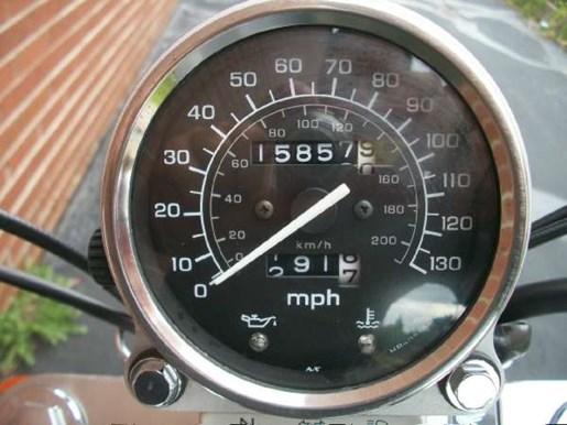 2007 Honda Shadow Spirit (VT1100C) Photo 13 of 25