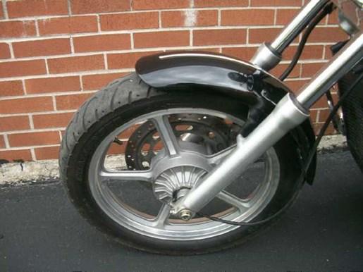 2007 Honda Shadow Spirit (VT1100C) Photo 19 of 25