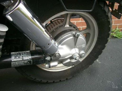 2007 Honda Shadow Spirit (VT1100C) Photo 20 of 25