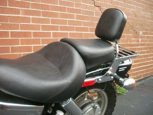 2007 Honda Shadow Spirit (VT1100C) Photo 21 of 25
