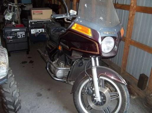 1982 Honda CB900C Photo 1 of 1