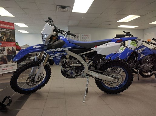 2018 Yamaha WR250F Photo 1 of 8