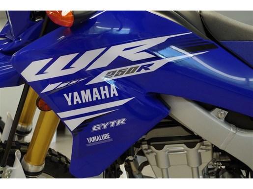 2018 Yamaha WR250R Photo 7 of 8