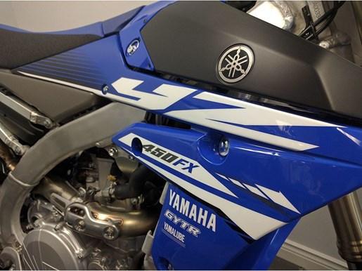 2018 Yamaha YZ450FX Photo 2 of 9