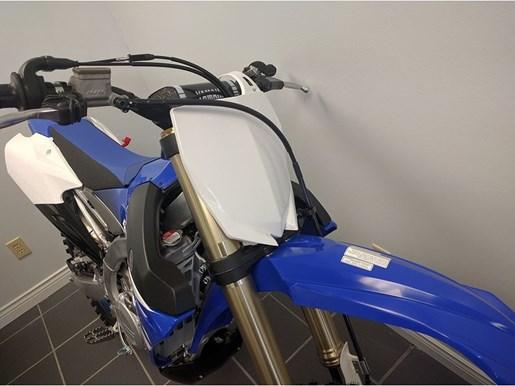 2018 Yamaha YZ450FX Photo 4 of 9