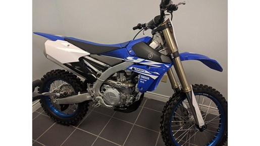 2018 Yamaha YZ450FX Photo 1 of 9