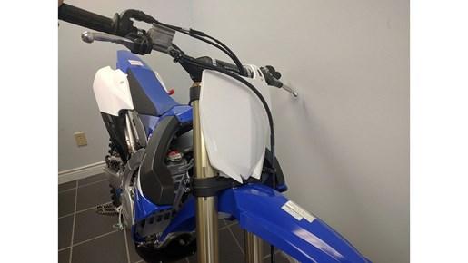 2018 Yamaha YZ450FX Photo 7 of 9