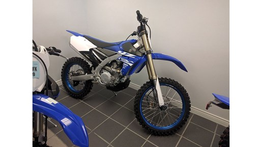 2018 Yamaha YZ450FX Photo 8 of 9