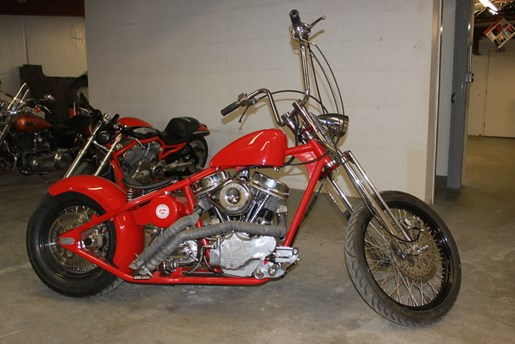 2007 Custom home build chopper Photo 3 of 5