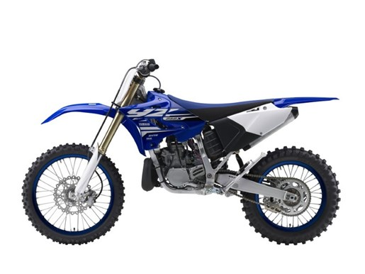 2018 Yamaha YZ250X (2-Stroke) Photo 2 of 4