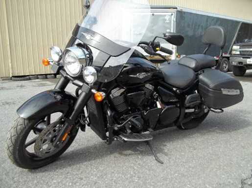 2013 Suzuki Boulevard C90T Photo 1 of 3