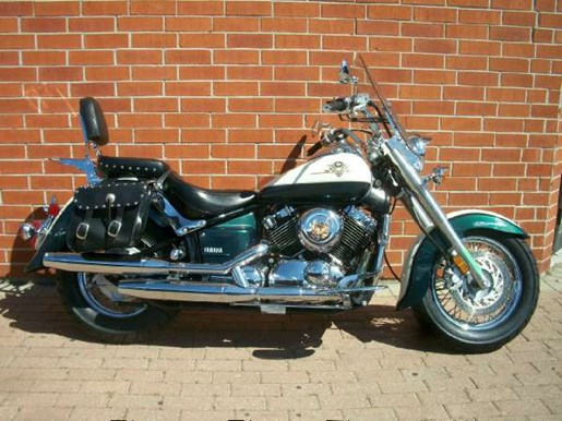 1998 Yamaha V-STAR 650 CLASSIC Photo 1 of 28