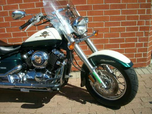 1998 Yamaha V-STAR 650 CLASSIC Photo 2 of 28