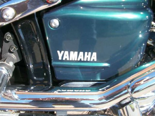 1998 Yamaha V-STAR 650 CLASSIC Photo 8 of 28
