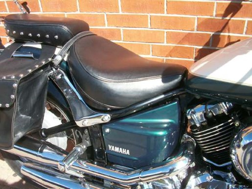1998 Yamaha V-STAR 650 CLASSIC Photo 10 of 28